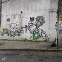 Photo taken at Linha 580 - Largo do Machado / Cosme Velho by Cíntia R. on 8/19/2012