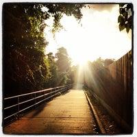 รูปภาพถ่ายที่ Terry Hershey Park โดย Lorin F. เมื่อ 7/31/2012