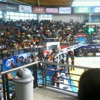 Photo taken at DBL Arena by Febri A. on 3/18/2012