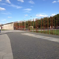 Photo taken at Berlin Wall Memorial by Flavio C. on 7/22/2012