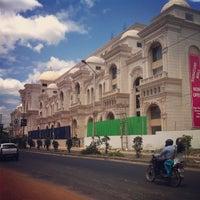 Photo taken at Gopalan Signature Mall by Johanne B. on 6/5/2012