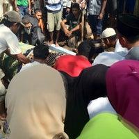 Photo taken at Kuburan suhada by Al F. on 8/4/2012