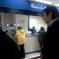 Das Foto wurde bei Banco De Chile von Iván G. am 8/2/2012 aufgenommen