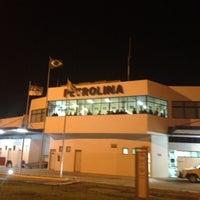 Photo taken at Petrolina Senator Nilo Coelho Airport (PNZ) by Guto R. on 5/23/2012