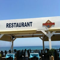 Photo taken at Captain Cafe Bar Restaurant by Elena C. on 5/14/2012