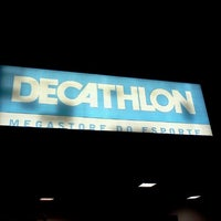 Photo taken at Decathlon by Joao Paulo S. on 3/2/2012