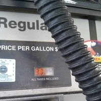 Photo taken at Gas-N-Shop by Christopher D. on 6/1/2012