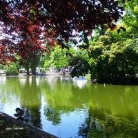 Das Foto wurde bei Stadtpark von Tanya E. am 6/16/2012 aufgenommen