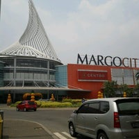 Photo taken at Margo City by Fitri A. on 9/10/2012