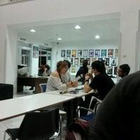 Photo taken at C.M.U. San Juan Evangelista by Hiroshima A. on 3/17/2012