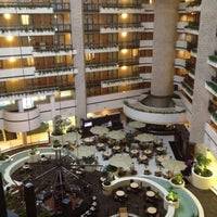 Photo taken at Embassy Suites by Hilton Orlando International Drive Jamaican Court by Randall M. on 7/15/2012