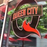 5/10/2012 tarihinde Raphael M.ziyaretçi tarafından Queen City Q (The Q)'de çekilen fotoğraf