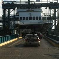Photo taken at Bremerton Ferry Terminal by Carol Sue R. on 4/1/2012