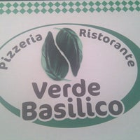 Photo taken at Pizzeria Verde Basilico by Lorenzo V. on 7/20/2012