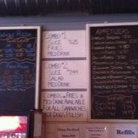 Photo taken at Pie-Eyed Pizzeria by Akos A. on 4/29/2012