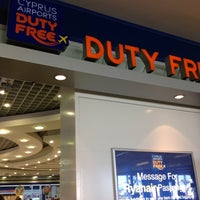 Photo taken at Duty Free by Lizaveta S. on 8/15/2012