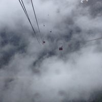 Photo taken at PEAK 2 PEAK Gondola by Jason O. on 7/2/2012