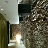 Photo taken at Hotel Barcelona House by Bernd Z. on 2/28/2012