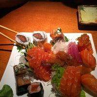 Photo taken at Zeni Sushi by Cris R. on 3/25/2012