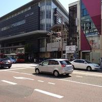 Photo taken at Omicho Market by Masayuki N. on 5/5/2012