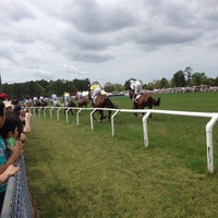 Photo taken at Carolina Cup by Amy D. on 3/31/2012