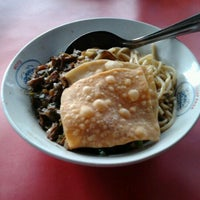 Photo taken at Baso tenes superindo bubat by Nuzulul H. on 3/22/2012