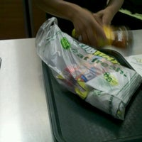 Photo taken at Subway by Raul A. on 6/21/2012