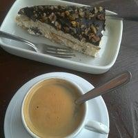Снимок сделан в Cafe Bressan пользователем 💖Caroline M. 6/10/2012