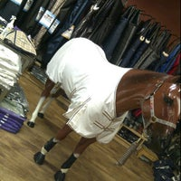 Photo taken at Greenhawk Harness & Equestrian Supplies by Ashleigh M. on 4/28/2012