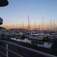 Photo taken at Palisade Restaurant by Lindsey E. on 6/25/2012