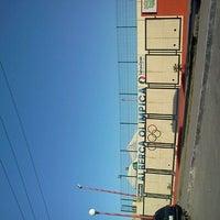 Photo taken at Unidad Deportiva de Ciudad Madero by Jessica S. on 4/22/2012