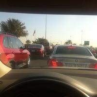 Photo taken at إشارة الروضة والقادسية by KOKO on 3/4/2012