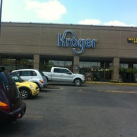 Photo taken at Kroger by Tiffany H. on 3/26/2012