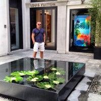 Photo taken at Louis Vuitton by Dr_Orishin on 7/23/2012