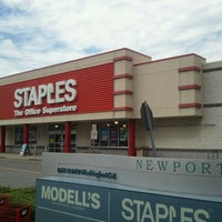 Photo taken at Staples by John P. on 7/27/2012