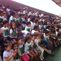Photo taken at Projeto MARCO by Fernanda M. on 3/7/2012