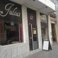 Photo taken at Julius is black by Federico B. on 7/26/2012
