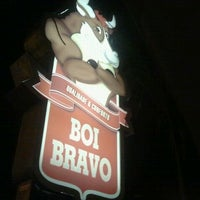 Photo taken at Boi Bravo by Marcelo B. on 2/12/2012