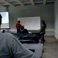 Photo taken at Facultad de Ingeniería UCM by oSOman G. on 4/24/2012