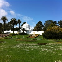 Photo taken at Conservatory of Flowers by Happy H. on 3/18/2012