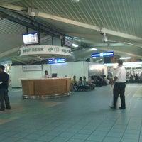Photo taken at Velana International Airport (MLE) by Raffael R. on 3/3/2012