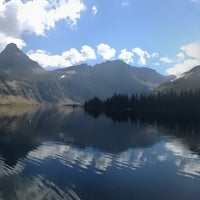 Photo taken at Hidden Lake by Xue on 9/5/2012