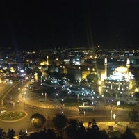 Photo taken at Hilton Kayseri by Burcin C. on 9/3/2012