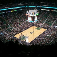 Photo taken at Vivint Smart Home Arena by Dustin F. on 4/17/2012