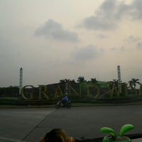 Photo taken at Grand Wisata by NaNa E. on 7/11/2012