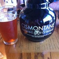 5/26/2012에 Shareen S.님이 Cismontane Brewing에서 찍은 사진