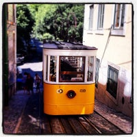 Photo taken at Elevador do Lavra by Juan A. on 6/23/2012