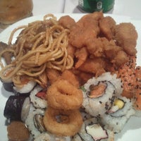 Photo taken at Toro Sushi & Grill by Isael G. on 2/18/2012