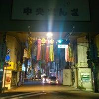 Photo taken at 中央ぎんざ通り by takasaki 4. on 6/30/2012