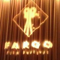 Photo taken at Fargo Theatre by Eddie G. on 3/11/2012